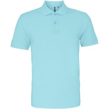 Kleidung Herren Polohemden Asquith & Fox AQ010 Heller Ozean