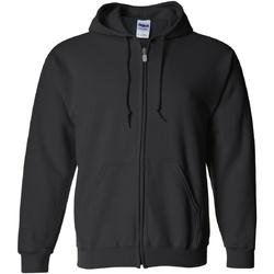 Kleidung Herren Sweatshirts Gildan 18600 Schwarz