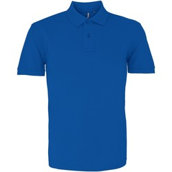 Kleidung Herren Polohemden Asquith & Fox AQ010 Hell Royal