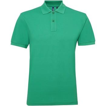 Kleidung Herren Polohemden Asquith & Fox AQ015 Grün