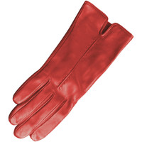 Accessoires Damen Handschuhe Eastern Counties Leather  Rot