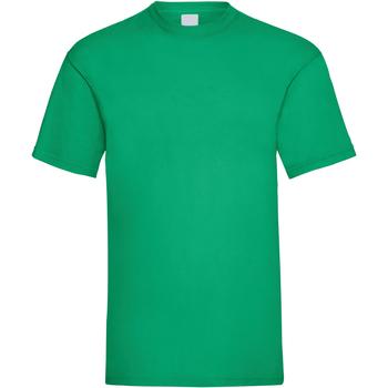 Kleidung Herren T-Shirts Universal Textiles 61036 Grün