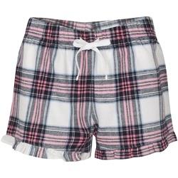 Kleidung Damen Shorts / Bermudas Skinni Fit SK082 Rot