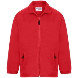 Kleidung Herren Fleecepullover Absolute Apparel  Rot