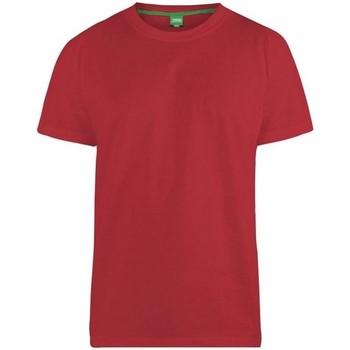 Kleidung Herren T-Shirts Duke  Rot