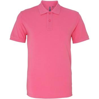 Kleidung Herren Polohemden Asquith & Fox AQ010 Pink
