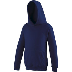 Kleidung Kinder Sweatshirts Awdis JH01J Navy