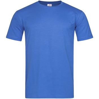 Kleidung Herren T-Shirts Stedman  Royal Hellblau