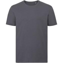 Kleidung Herren T-Shirts Russell R108M Convoy Grau