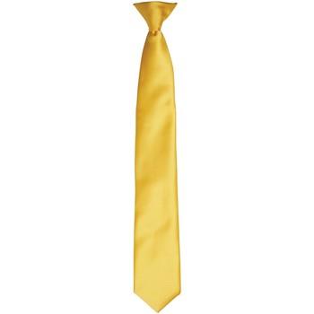 Kleidung Herren Krawatte und Accessoires Premier PR755 Sonnenblumengelb