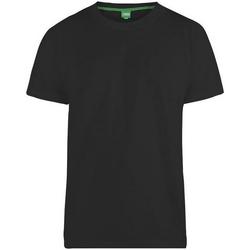 Kleidung Herren T-Shirts Duke  Schwarz