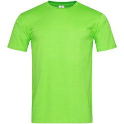 Kleidung Herren T-Shirts Stedman  Kiwi Grün