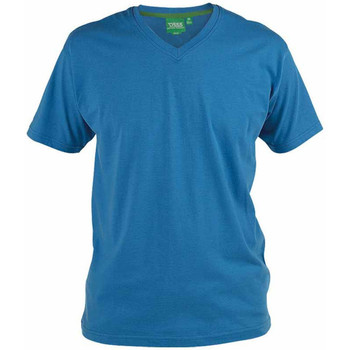 Kleidung Herren T-Shirts Duke Signature-2 Blau