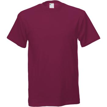 Kleidung Herren T-Shirts Universal Textiles 61082 Stierblut