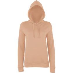 Kleidung Damen Sweatshirts Awdis Girlie Nude