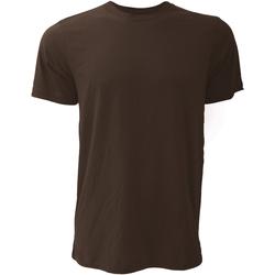 Kleidung Herren T-Shirts Bella + Canvas CA3001 Braun