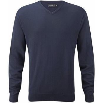 Kleidung Herren Sweatshirts Russell R717M Anthrazit meliert