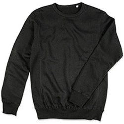Kleidung Herren Sweatshirts Stedman Active Schwarz