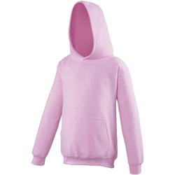 Kleidung Kinder Sweatshirts Awdis JH01J Babyrosa