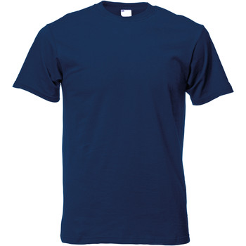 Kleidung Herren T-Shirts Universal Textiles 61082 Marineblau