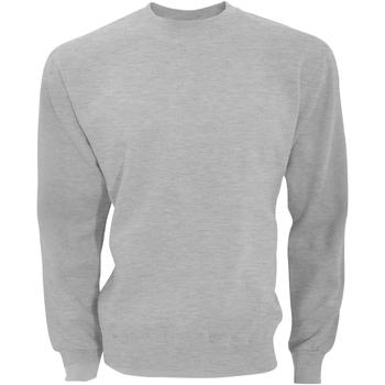 Kleidung Herren Sweatshirts Sg SG20 Hellgrau meliert