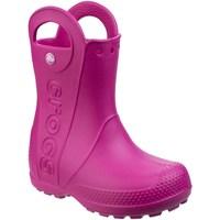 Schuhe Kinder Gummistiefel Crocs  Candy Pink