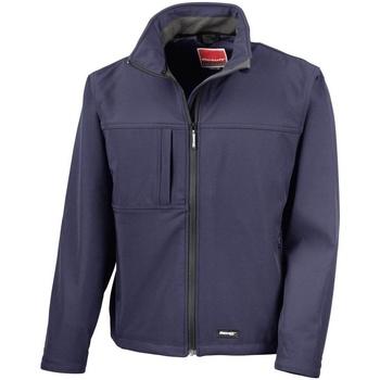 Kleidung Herren Windjacken Result R121X Marineblau