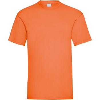 Kleidung Herren T-Shirts Universal Textiles 61036 Hellorange