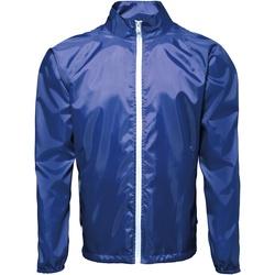 Kleidung Herren Windjacken 2786 TS011 Königsblau/Weiß
