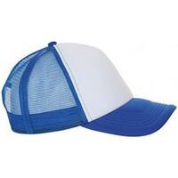 Accessoires Schirmmütze Sols Bubble Weiß/Royal Blau
