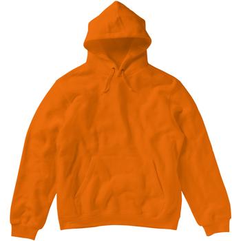 Kleidung Damen Sweatshirts Sg Hooded Orange