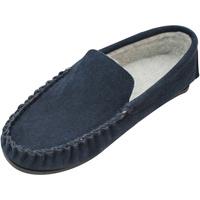 Schuhe Herren Hausschuhe Eastern Counties Leather  Dunkelblau