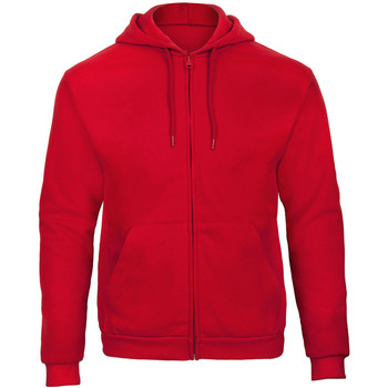 Kleidung Sweatshirts B And C ID.205 Rot
