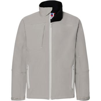 Kleidung Herren Windjacken Russell R410M Steinfarben