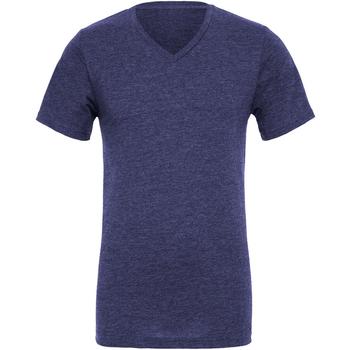Kleidung Herren T-Shirts Bella + Canvas CA3005 Marineblau