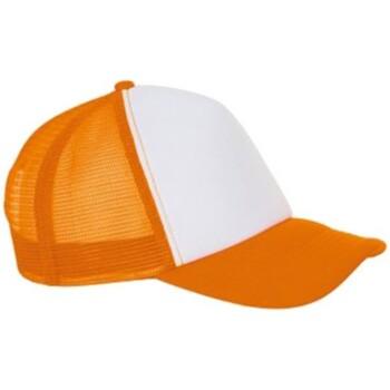 Accessoires Schirmmütze Sols Bubble Weiß/Neon Orange
