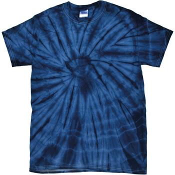 Kleidung T-Shirts Colortone Tonal Spider Marineblau