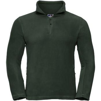 Kleidung Herren Fleecepullover Russell 874M Flaschengrün