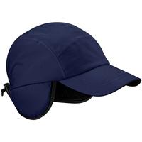 Accessoires Schirmmütze Beechfield B355 Marineblau