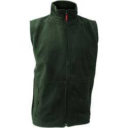 Kleidung Herren Strickjacken Result R37X Waldgrün