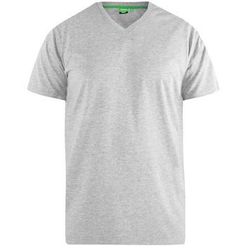 Kleidung Herren T-Shirts Duke  Grau meliert