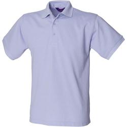 Kleidung Herren Polohemden Henbury HB400 Lila