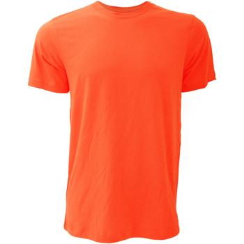 Kleidung Herren T-Shirts Bella + Canvas CA3001 Koralle
