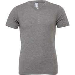 Kleidung Herren T-Shirts Bella + Canvas CA3415 Grau
