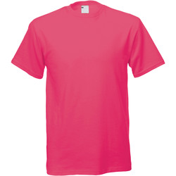 Kleidung Herren T-Shirts Universal Textiles 61082 Hot Pink