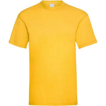 Kleidung Herren T-Shirts Universal Textiles 61036 Gold