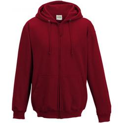 Kleidung Herren Sweatshirts Awdis JH050 Chilirot