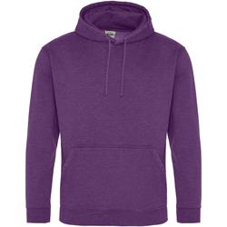 Kleidung Sweatshirts Awdis Washed Violett
