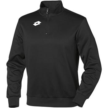 Kleidung Jungen Trainingsjacken Lotto LT28B Schwarz