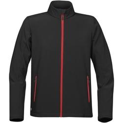 Kleidung Herren Jacken Stormtech KSB-1 Schwarz/Rot